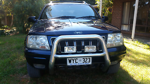 2002 jeep grand cherokee McLaren Flat Morphett Vale Area Preview