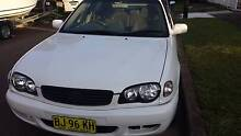 2000 Toyota Corolla Hatchback Ryde Ryde Area Preview