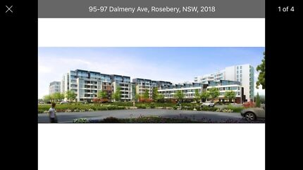 Off-plan apartment at Roseberry
