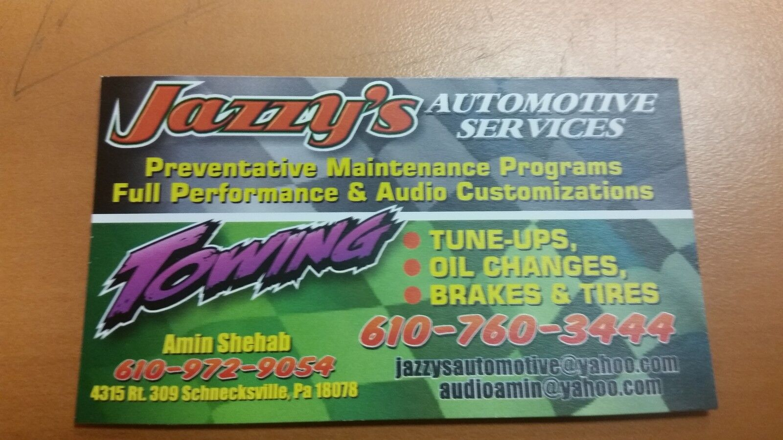 Jazzys Auto:Used parts&Fixer uppers