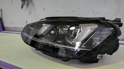 VW Headlight LH fits GOLF******2017