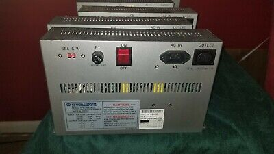 Power Supply For 1500 Or 1000 Hyosung Tranax Atm Parts Used As Is.