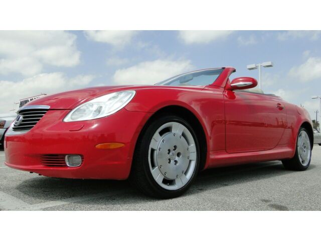 Lexus : SC FreeShipping 2002 LEXUS SC430 FINANCING AVAILABLE HARDTOP CONV CLEAN CARFAX