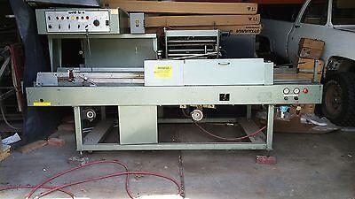 Weldotron Series 5900 Shrink Wrap Machine
