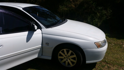 2004 VY Holden commodore 25th anniversary