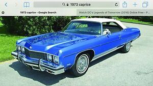 WANTED ANY CAPRICE AND IMPALA TOP CASH$$$$$$