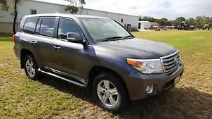 2015 Toyota LandCruiser Wagon Cavan Salisbury Area Preview