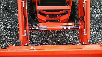 Kubota L3301 L3901 Tractor Front Rear Auxillary Remote Hydraulic Hydraulics Kit