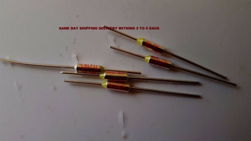 LOT OF 15PCS RY SEFUSE Cutoffs SF216E Thermal Fuse 216 °C 15A 250V