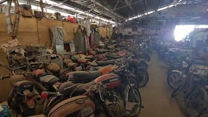 Wanted: WTB Pre 60s vintage motorcycle restoration