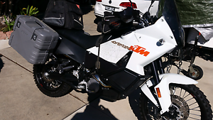 KTM 990 ADVENTURE LIMITED EDITION 10,152 KMS MINT Newcastle Newcastle Area Preview