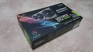 ASUS ROG STRIX Nvidia GeForce GTX 1080 A8G Graphics Card LIKE NEW North Lakes Pine Rivers Area Preview