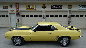 1969-CAMARO-Z28-REPLICA-NICE-RUNNING-CAR