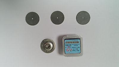 1 Box Dental Sucker Haptor For Full Upper Denture Or Acrylic 20 Size