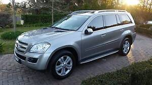 2008 Mercedes-Benz GL Wagon Bowral Bowral Area Preview