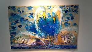 Painting title Love by Artist Kandielee Loganlea Logan Area Preview
