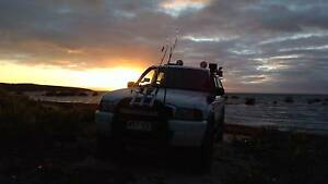2000 COURIER DUEL CAB TURBO DIESEL 4WD $5000 NEG\SWAP Whyalla Stuart Whyalla Area Preview