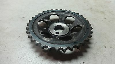 79 YAMAHA SR500 SR TT XT 500 YM191B. ENGINE CAMSHAFT CAM SPROCKET GEAR TIMING -C