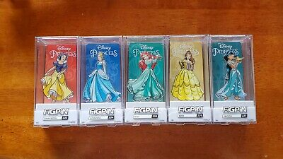 Disney Classic Princesses (FiGPiN Classic- Disney Princesses LOT of)
