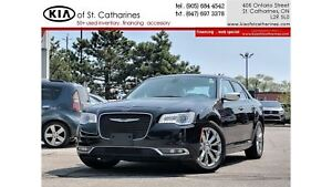 2016 Chrysler 300C AWD | Leather | Cooling Seat | Memory Seat