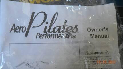 PILATES AERO PERFOMER  XP610 AS NEW.