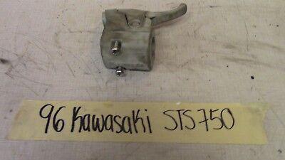 96 KAWASAKI STS 750 THROTTLE LEVER ASSY 39074-3717 39074-3727