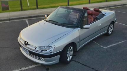 2001 Peugeot 306 Convertible