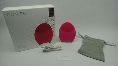 FOREO LUNA for Normal / Sensitive Skin - MAGENTA -AUTHENTIC!! NEW IN BOX!!