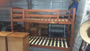 Bunk Bed - wooden Stanhope Gardens Blacktown Area Preview