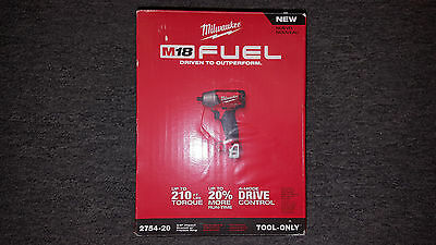 *NEW* Milwaukee M18 FUEL 18v  Brushless 3/8 in. Compact Impact Wrench (2754-20)