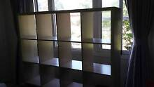 Large 4x4 cube shelf Pearce Woden Valley Preview