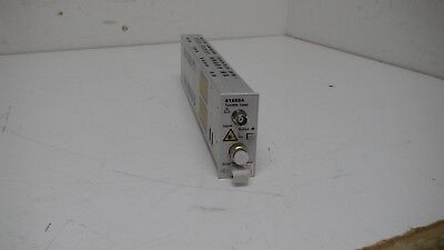 Agilent 81689a Tunable Laser Module 1525 To 1575 Nm