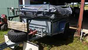 Offroad camper trailer for sale El Arish Cassowary Coast Preview