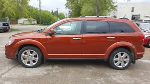 2013 Dodge Journey R/T Leather,C.Start,AWD,7Pass.DVD