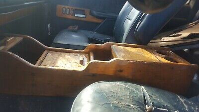 1995-2000 Chevrolet/GMC Truck Wood Center Console  Extended cab