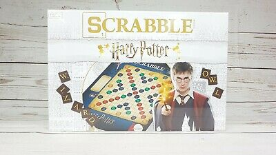 Hasbro Scrabble World of Harry Potter Board Game ( New, Sealed ) Wizarding World