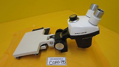 Bausch Lomb Stereozoom 5 Microscope Head Sz5 With Xy Axis Stage Used Working