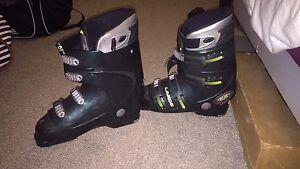 Size 10 ladies ski boots