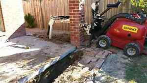 Trenching & leveling drilling Newport Hobsons Bay Area Preview