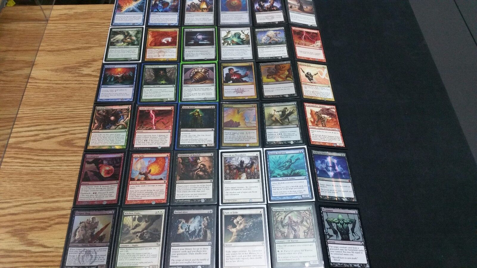 MTG MAGIC THE GATHERING SUPER REPACKS - RARES - MYTHICS