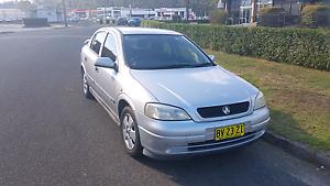 Holden Astra CD 2002 Manual Gosford Gosford Area Preview