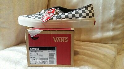 Vans Checkerboard Trainers Size UK 9.0