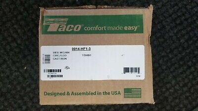 Taco 00 Series Cartridge Circulator Pump