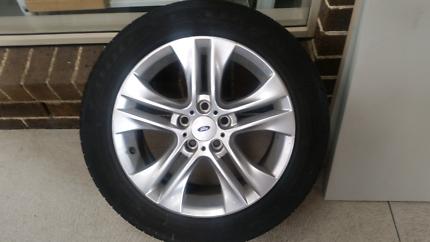 4 x Ford Falcon Fg XR6 17 inch alloy rims x 4