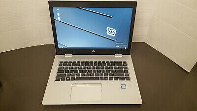 "HP ProBook 640 G5 14"" i5-8265U@1.60Ghz 8GB RAM 256GB M.2 SSD   21156WK"
