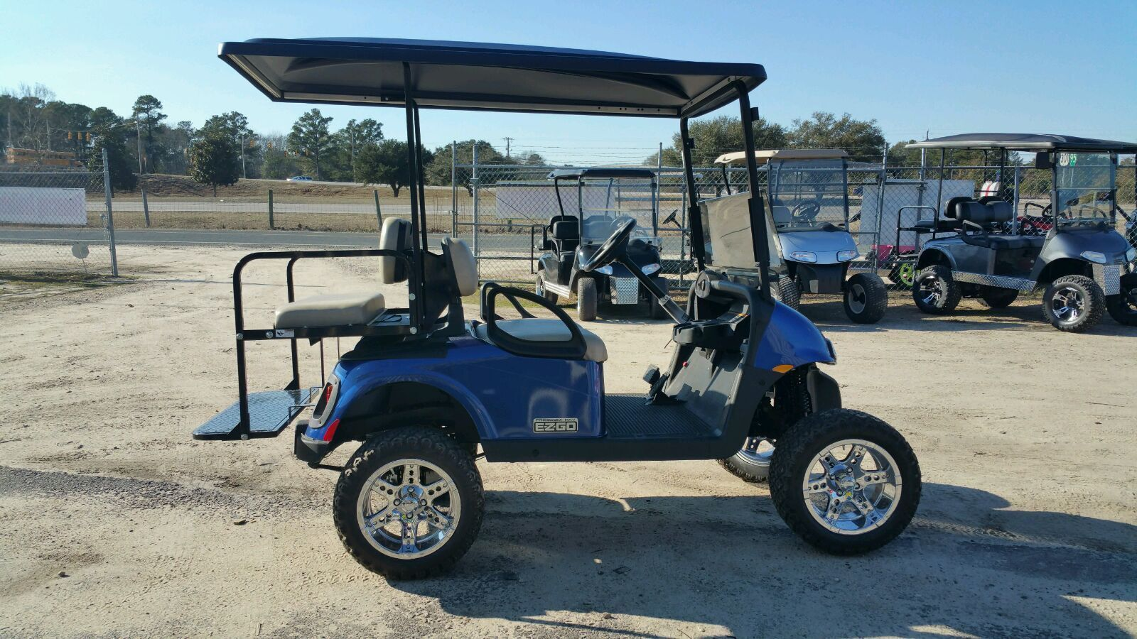 top 10 golf carts ebay. Black Bedroom Furniture Sets. Home Design Ideas