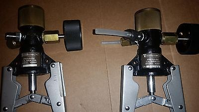 Transmation Pressure Calibrator 1098p Hand Pump