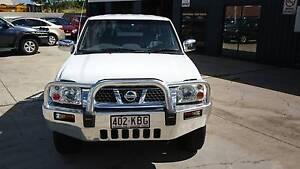 2006 Nissan Navara Ute Wynnum Brisbane South East Preview