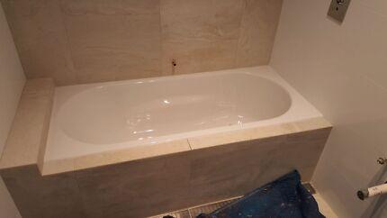 Bathtub white kaldewei  Narraweena Manly Area Preview