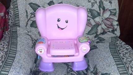 Fisher Price Smart Stages Childrens Chair
